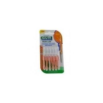 Gum Trav-Ler 0,9 Scovolino Promozione 4 + 2 pezzi