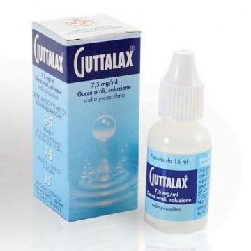 Guttalax Stitichezza Occasionale Gocce 15 ml