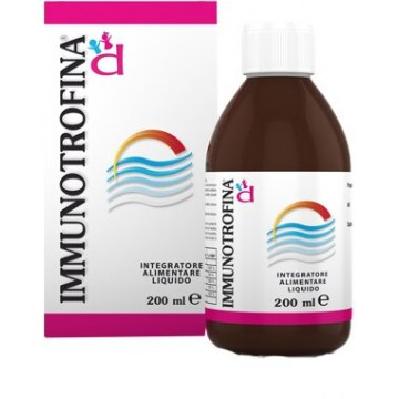 Immunotrofina Integratore per Difese Immunitarie 200 ml