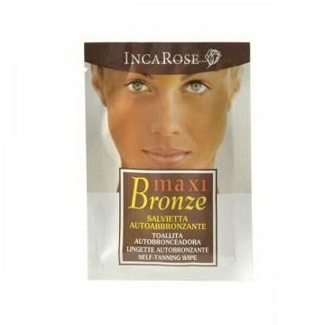 Incarose maxi bronze salviettina autoabbronzante