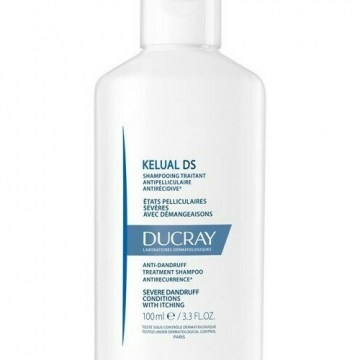Kelual ds ducray dermatite seborroica shampoo 100 ml