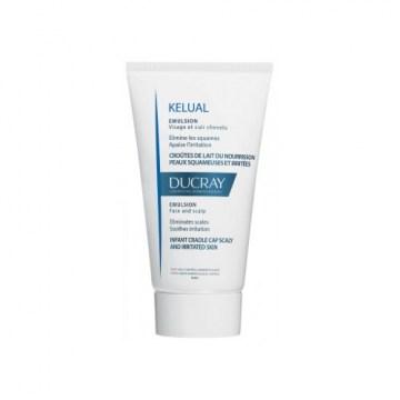Kelual ds ducray dermatite seborroica viso e corpo emulsione 50 ml