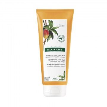Klorane Balsamo Nutriente al Burro di Mango 200 ml