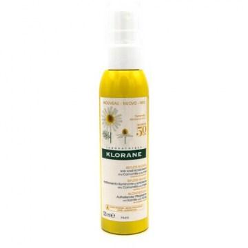 Klorane trattamento illuminante e schiarente alla camomillae al miele 125 ml