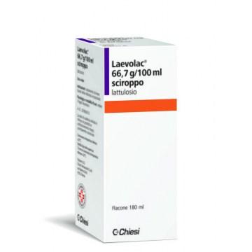 Laevolac sciroppo lassativo 180ml 66,7%