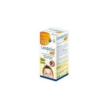 Lendinout act antipidocchi 150 ml