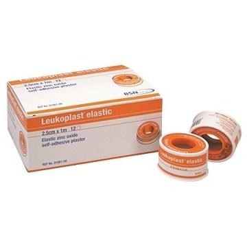 Leukoplast elastic 72x25 20 pezzi