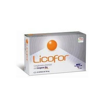 Licofor Integratore Vista con Licopene Bio 30 capsule