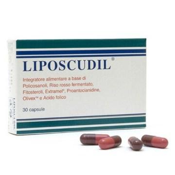 Liposcudil Integratore Colesterolo 30 capsule