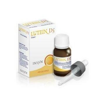 Lutein D3 Gocce di Vitamine 15ml