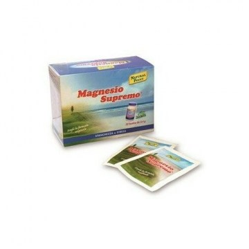 Magnesio Supremo Integratore per Stress Psico-Fisico 32 bustine