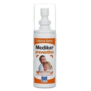Mediker preventivo lozione spray 100 ml