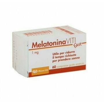 Melatonin fast integratore di melatonina 60 compresse