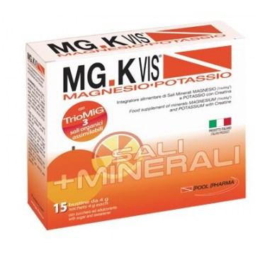 Mgk vis magnesio potassio orange 15 bustine