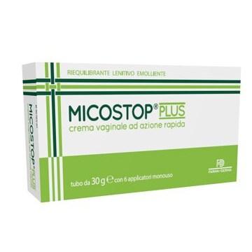 Micostop Plus Crema Vaginale 30 g + 6 applicatori monouso