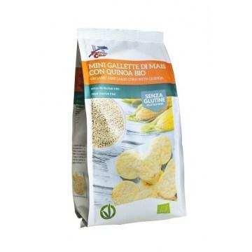 Minigallette di mais con quinoa 100 g