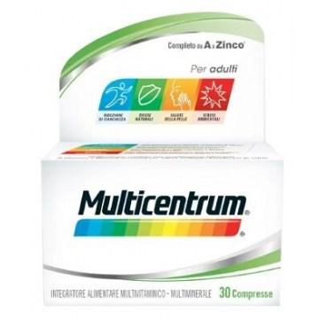 Multicentrum Adulti Integratore 30 compresse effervescenti