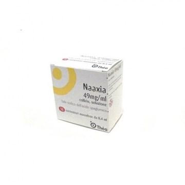Naaxia collirio antiallergico 30 flaconcini 0,4ml 1d 4,9%