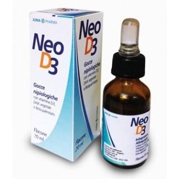Neod3 gocce nipiologiche per neonati flacone 20ml