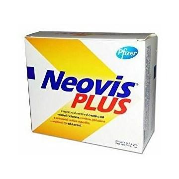 Neovis Plus Integratore Creatina Vitamine Sali Minerali 20 bustine