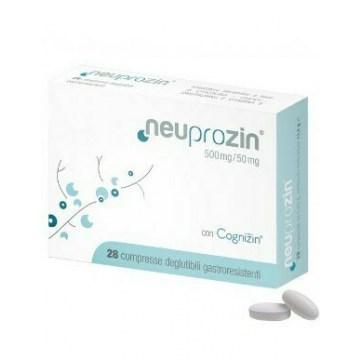 Neuprozin Integratore Stress Ossidativo 28 compresse gastroresistenti