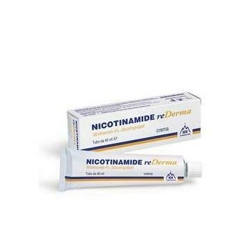 Nicotinamide rederma crema protezione cutanea 40ml