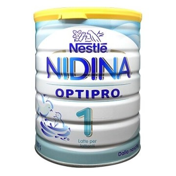 Nidina 1 Optipro Alimento per Lattanti 800 g in polvere