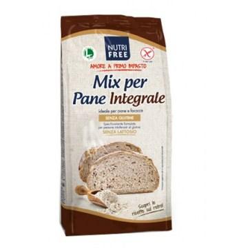 Nutrifree mix pane integrale 1000 g