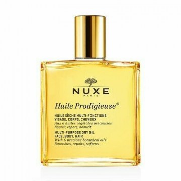 Nuxe huile prodigieuse 2017 nf 50 ml