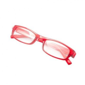 Occhiale contacta africa rosso +2,50