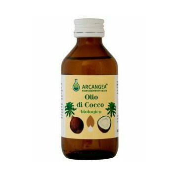 Olio cocco biologico 100 ml