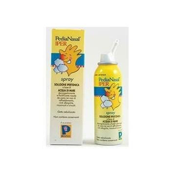 Pedianasal Spray Soluzione Ipertonica 100 ml