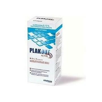 Plak Out Active Collutorio Antiplacca 0,12% Clorexidina 150ml