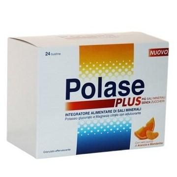 Polase Plus Integratore Sali Minerali 24 bustine