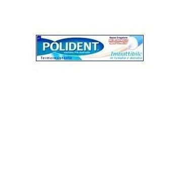 Polident Imbattibile Adesivo per Protesi Dentali 40 g