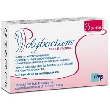 Polybactum 3 ovuli vaginali