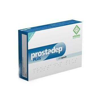 Prostadep Plus Integratore per la Prostata 20 capsule