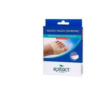 Protezione per alluce valgo epitact in gel di silicone epith elium 26 misura medium