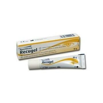 Recugel Gel Oculare Protettivo 10 g