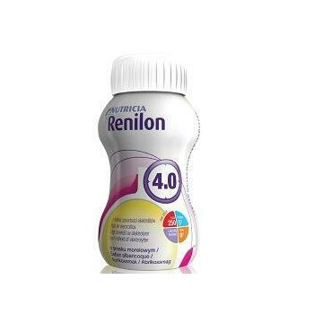 Renilon 4,0 albicocca 125 ml x 4 pezzi