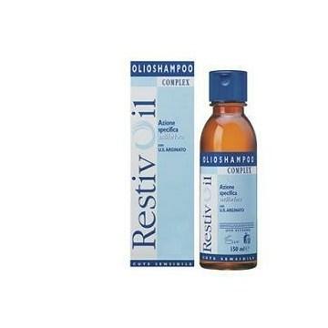 Restivoil Olio Shampoo Complex Antiforfora 250 ml