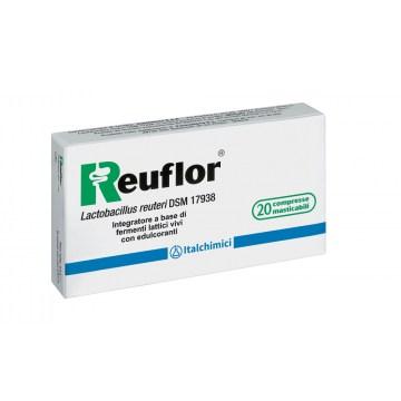 Reuflor Benessere Intestinale 20 compresse 9 g