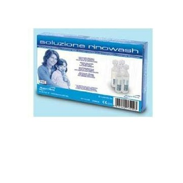 Rinowash Soluzione Ipertonica Nasale monodose 10 fialette