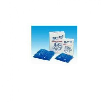 Sacchetto freddo caldo duosac 2 sacchetti con applicatore intessuto non tessuto 13x25cm