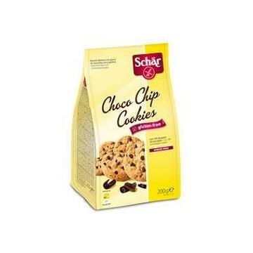 Schar choco chip cookies 200 g