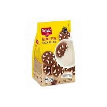 Schar gocce di luna biscotto al cacao 220 g