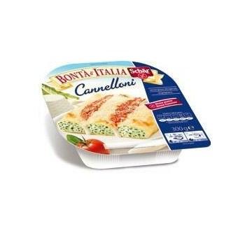 Schar surgelati cannelloni bonta' d'italia 300 g