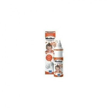 Schiuma antiparassitaria antipediculosi mediker 100ml