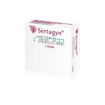 Sertagyn Ovulo Vaginale Antimicotico 300 mg 1 pezzo