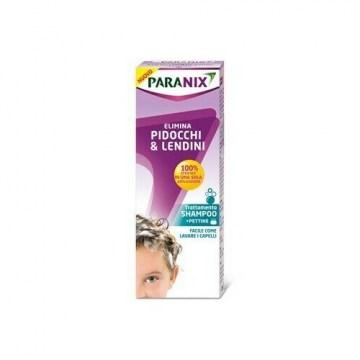 Shampoo paranix trattamento nuova formula 200 ml + pettine